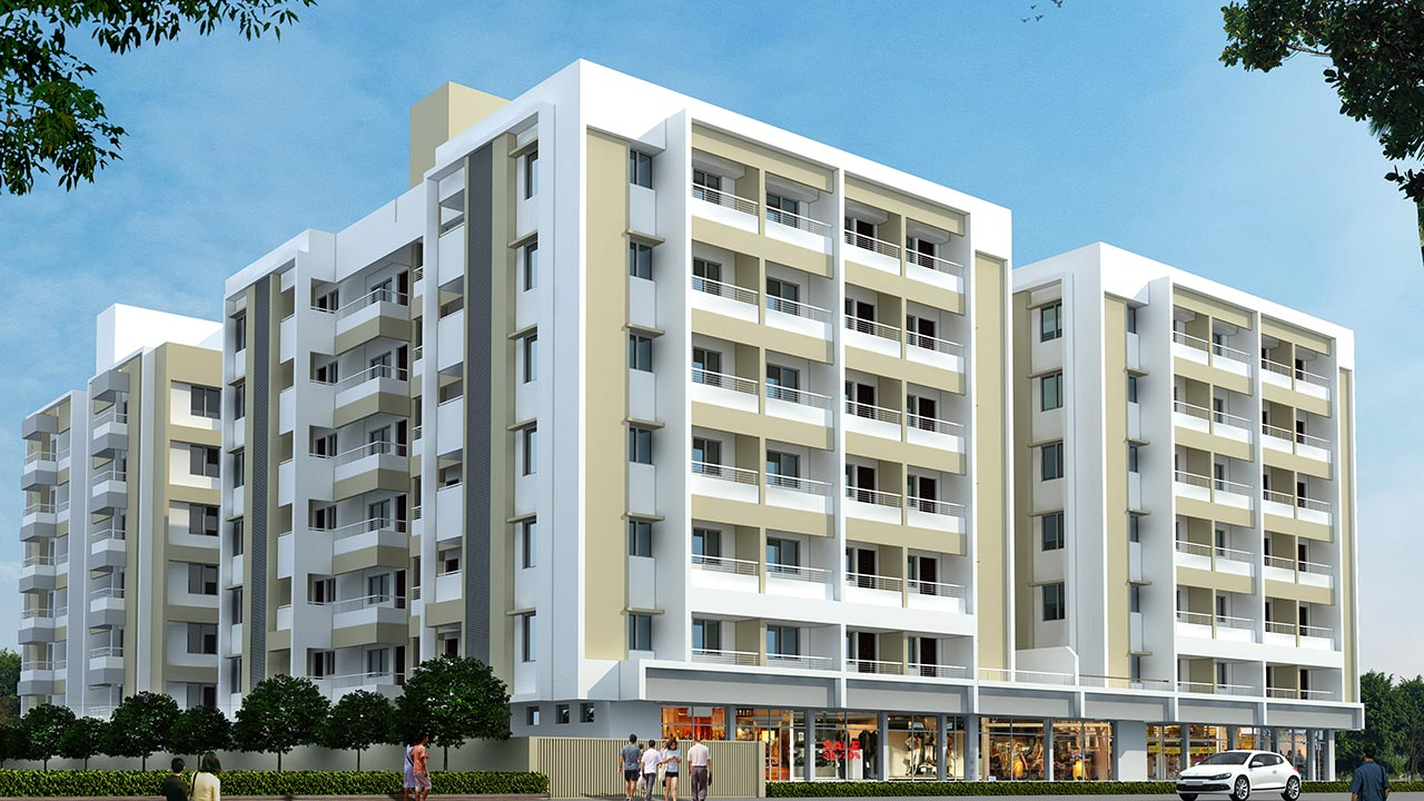 Ongoing residential projects