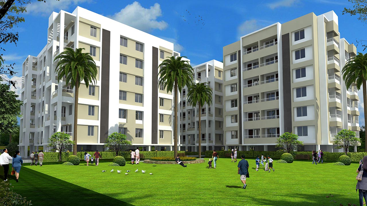 2bhk flats near Nagpur