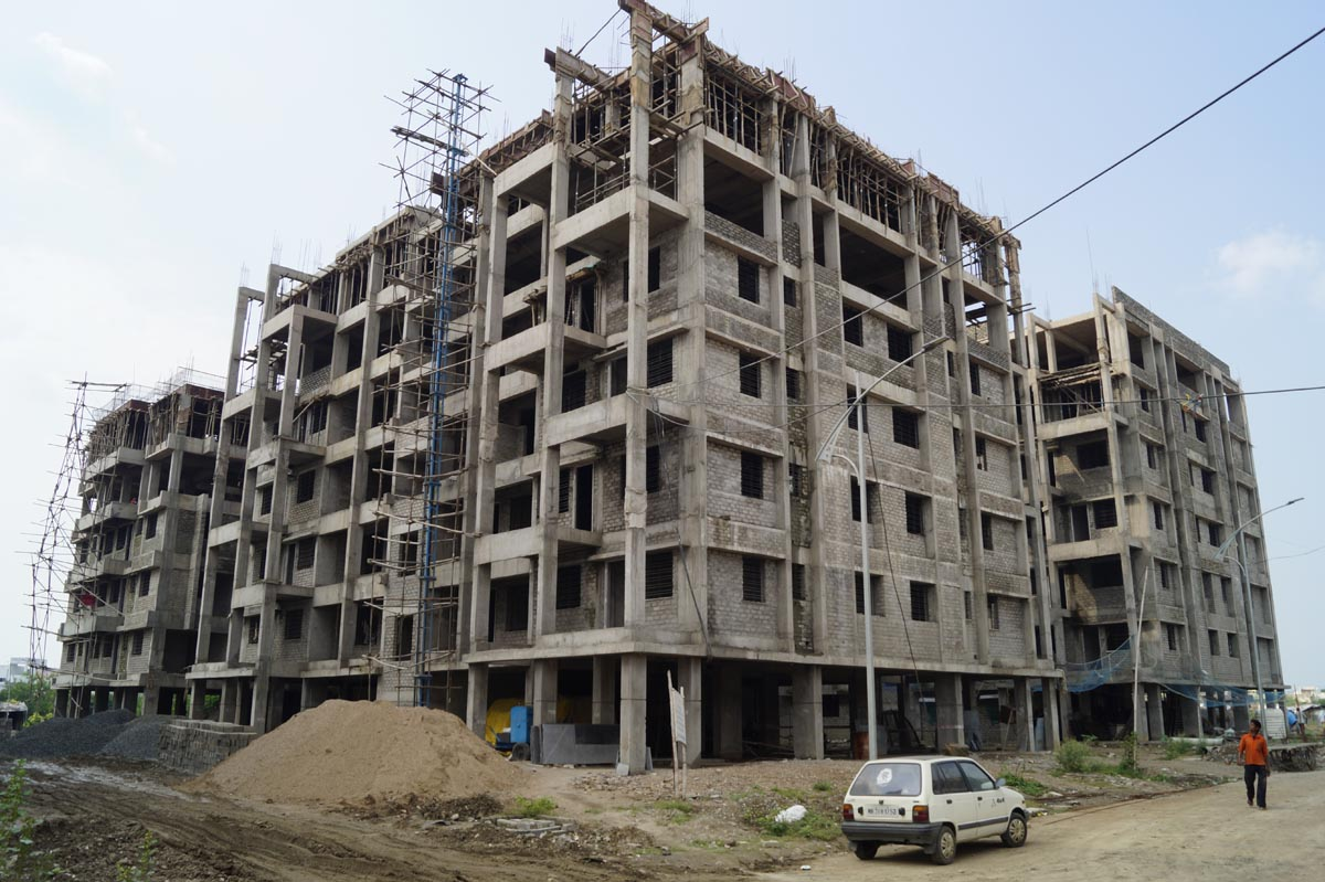 construction near koradi