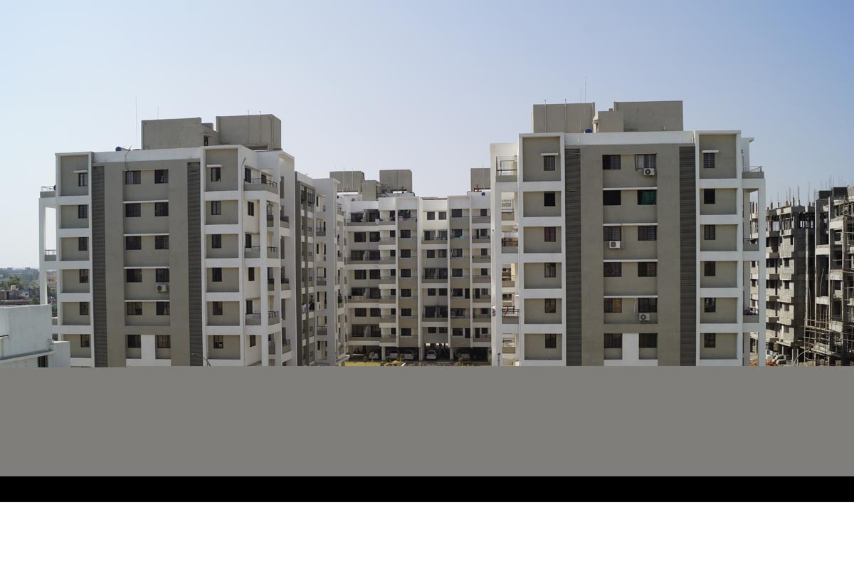 2bhk and 3 bhk flats in Nagpur