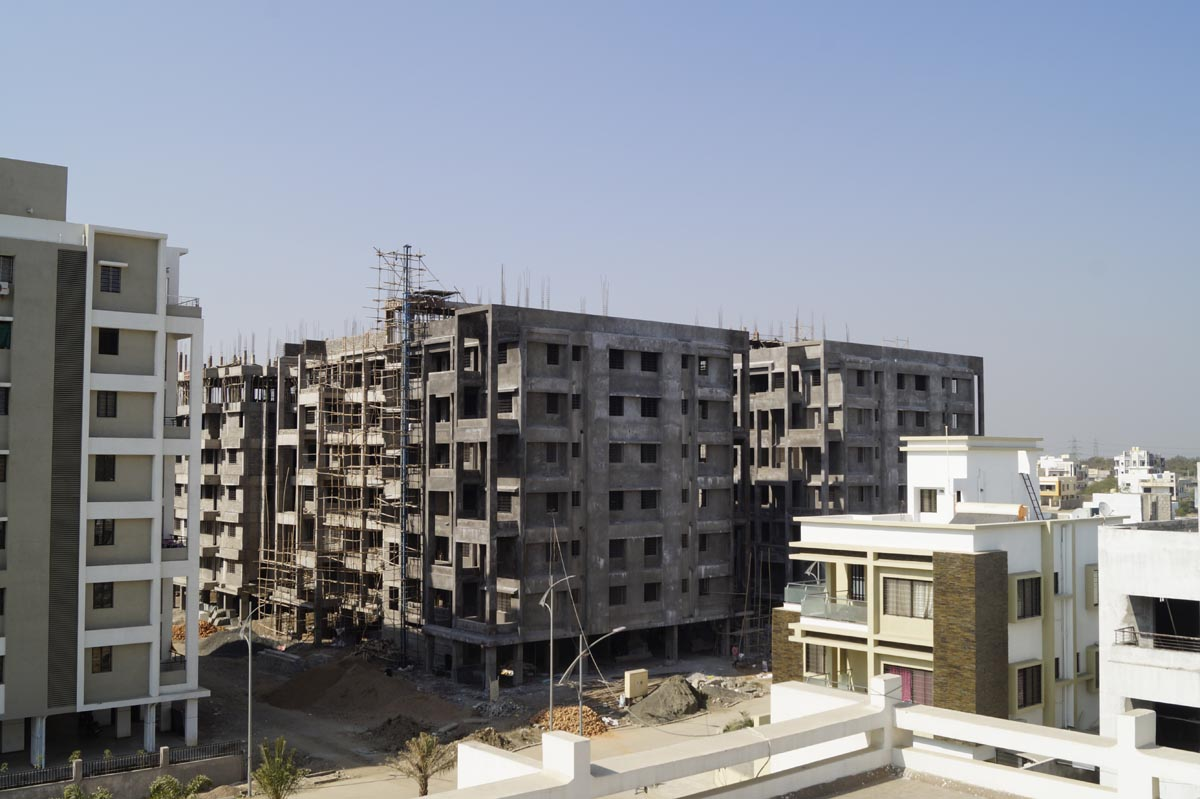 construction in koradi