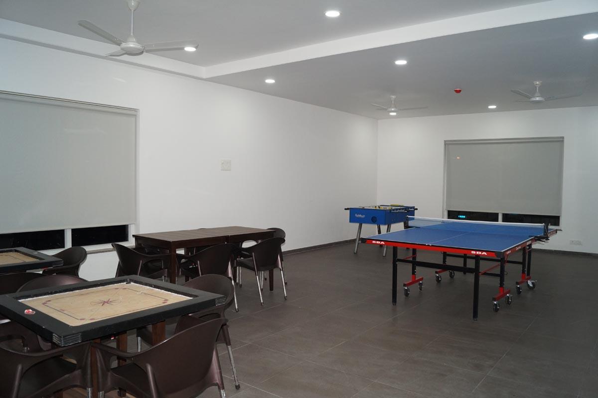 Indoor games