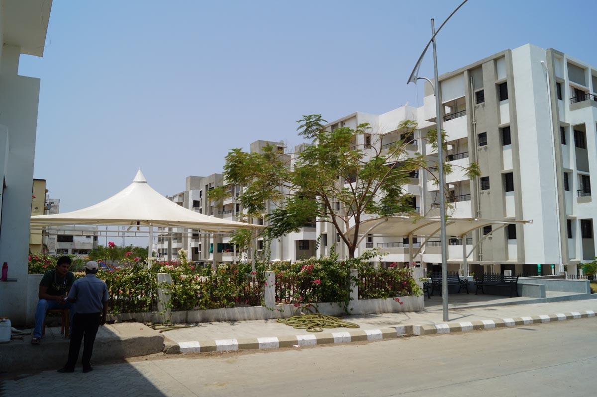 flats and row houses