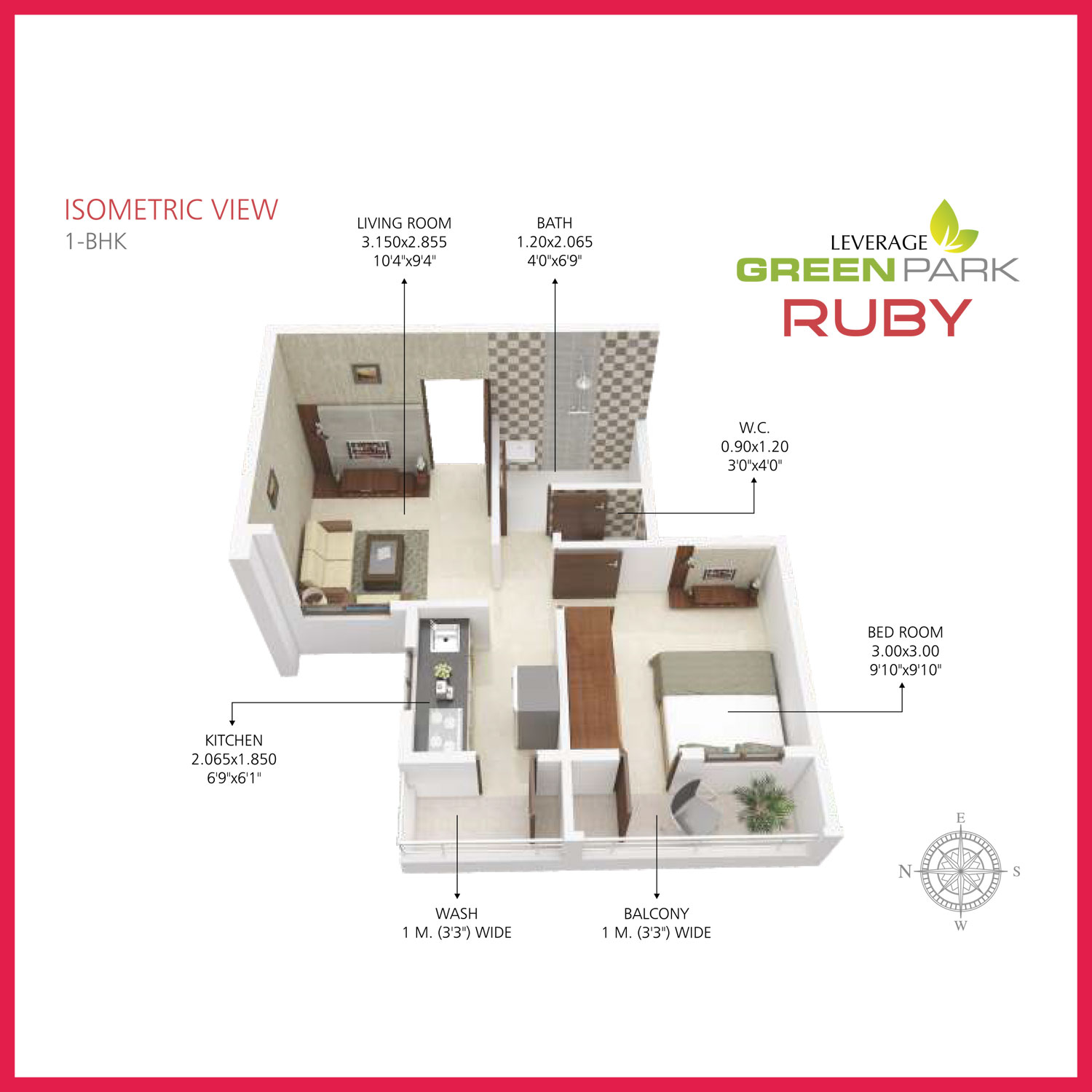 ruby-1bhk-isometric-view-1