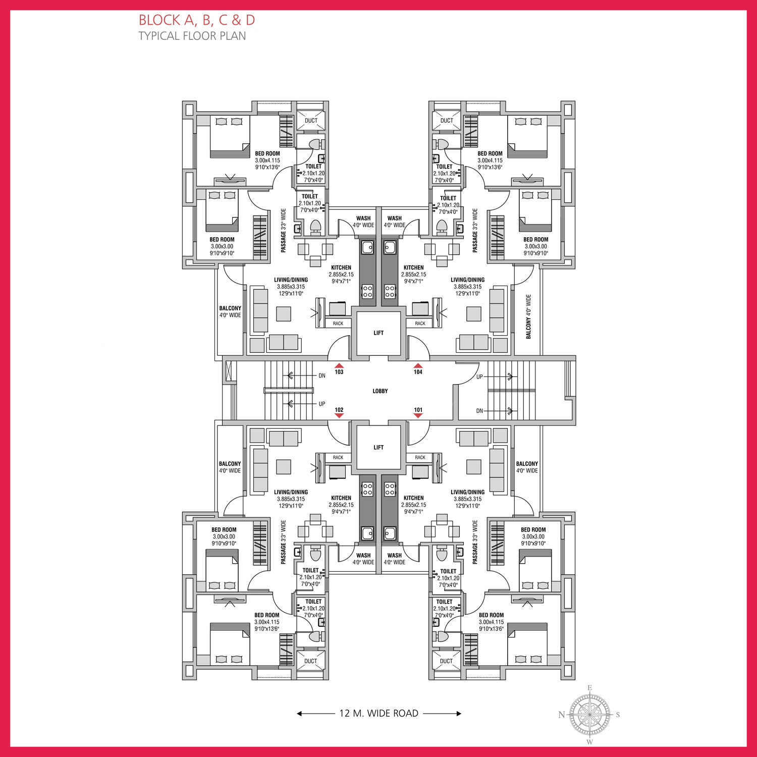 ruby-2bhk-floor-plan-1