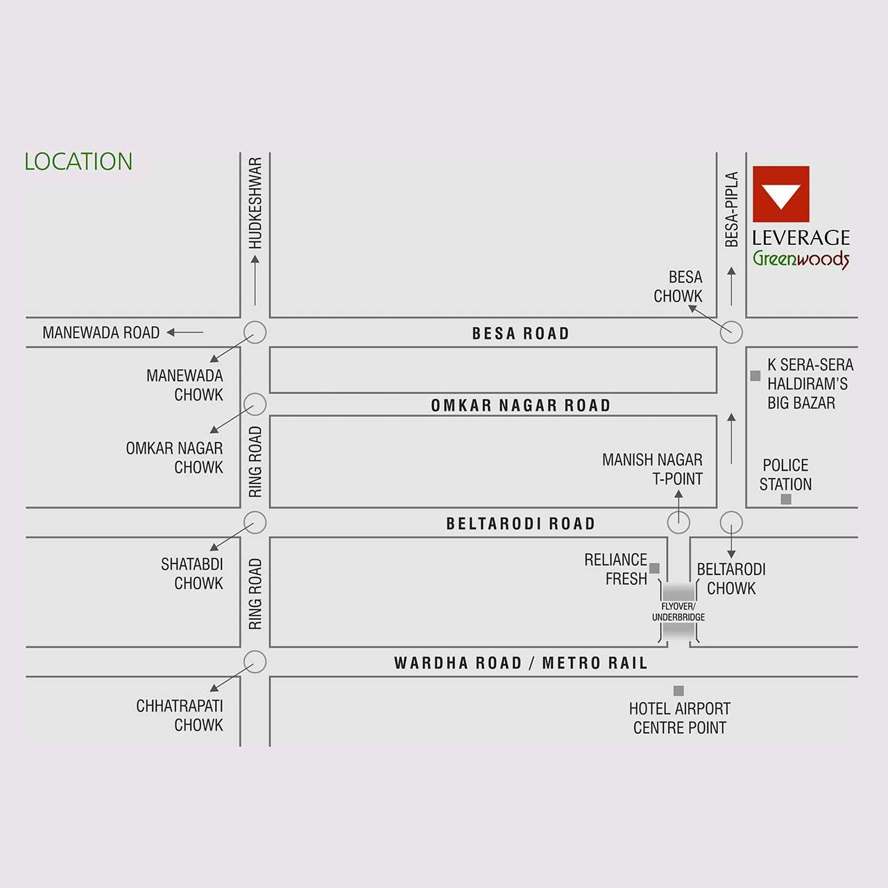 leverage-greenwood-harmony-location-map